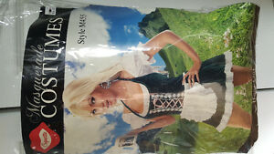 Brand new ladies Octoberfest outfit size medium/large Kitchener / Waterloo Kitchener Area image 1