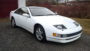 1990 Nissan 300ZX 2+2 NA, tan leather int.