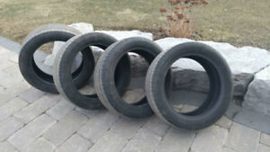 Michelin Defender Tires 225/50R18