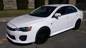 "mitsubishi lancer 2016 ES_Mag 18""black_bluetooth**"