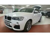 2014 BMW X4 20d M Sport Auto xDrive (s/s) 5dr, **SAT NAV** ++ 14 Day Money Back*