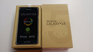 BRAND NEW SAMSUNG GALAXY S5 UNLOCKED WORK WITH ALL CARRIERS INCL
