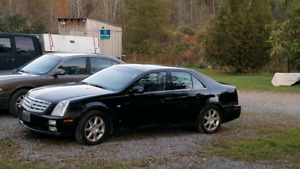 2006 Cadillac sts 4 (all wheel drive)