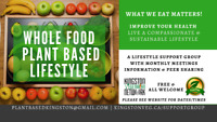 Whole-Food, Plant-Based Lifestyle Group
