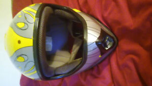 Ski-doo / dirt bike helmet. Size XL - WELLAND
