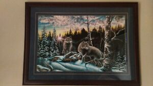 Wall art Painting Picture by Steven Michael Gardner  44/32