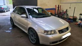 Audi s3 stage 2 300bhp