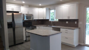 Fully Renovated Split Level Home With New Roof And Kitchen