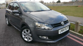 2014 Volkswagen Polo 1.2 ( 70ps ) Match Edition +++1 OWNER + FULL VW HISTORY+++