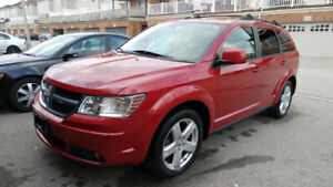 DODGE JOURNEY SXT: EXCELLENT PRICE! LOW MILEAGE! VERY RELIABLE!