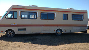 For sale 1988 class a motorhome
