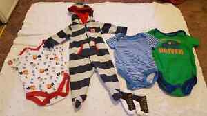 3 month sleeper set with socks. Perfect condition.