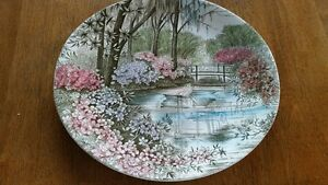 Vintage - English Gardens Pattern - Johnson Brothers