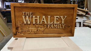 Carved Wood Signs and more- BLACK FRIDAY SAVE THE TAX Kawartha Lakes Peterborough Area image 8