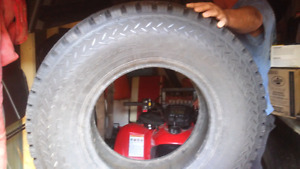 Have 2 tires