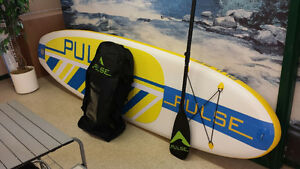 PULSE INFLATABLE SUP STAND UP PADDLE BOARD PL-SUP-1131 $999.00