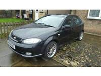 **** 2006 CHEVROLET LACETTI SPORT 1.8L MUST SEE **** REDUCED PRICE £350 ono