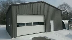 Prestige Steel Buildings Ltd- Provides attention to detail
