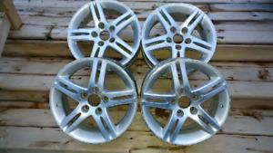 "16"" Alloy Honda/Acura rims SOLD PPU"
