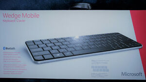 Microsoft Wedge Mobile keyboard - Father's Day contender  $68.00