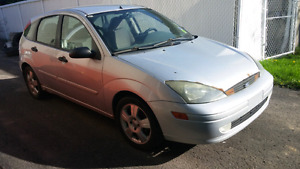 Ford focus zx5 bas km