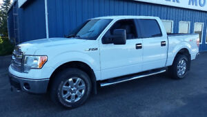 """""""REDUCED"""" 2013 Ford F-150 SuperCrew XLT Pickup Truck"""