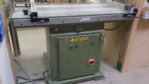 STETON CML 27 SPINDLE BORING MACHINE