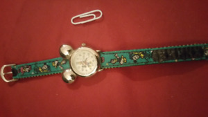 Vintage Disney Mickey Mouse wrist watch