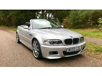 BMW M3 3.2 2003 E46 Convertible px swap