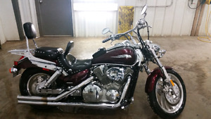 2007 vtx 1300 c for sale! Reduced!