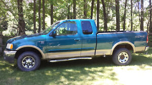 2001 Ford F-150 7700 Series