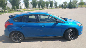 2014 Ford Focus SE Low kms!