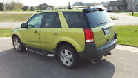 2004 Saturn VUE AWD V6 SUV, (Electric Lime)