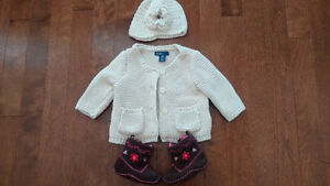 Cute baby girl GAP outfit (new!)