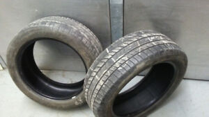 2 X Cooper Zeon RS3-A 215/50R17 95W