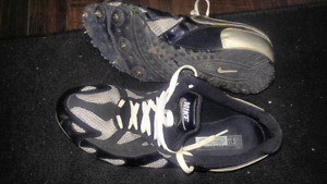Used Nike track cleats