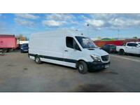 Mercedes-Benz Sprinter 2.1CDI ( Eu6 ) 2016MY 314 LWB HIGH ROOF 39K £17850.00