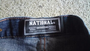 Two Pairs National Outfitters Jeans 34x34 Kawartha Lakes Peterborough Area image 5