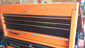 Snap on top chest 40x20
