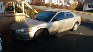 2005 Chrysler Sebring Sedan (Epic Vehicle with Low Mileage)