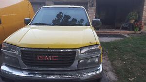 2007 GMC Canyon Pickup Truck