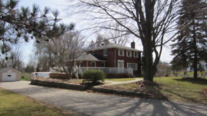 Beautifully maintained 4 Beds, 2+3 Baths on 3/4 of an Acre