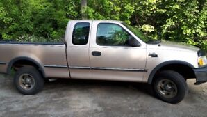 For sale 1997 ford f150 4X4