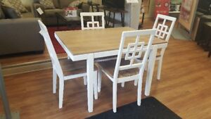 Brovada Dining Room Table and Chairs