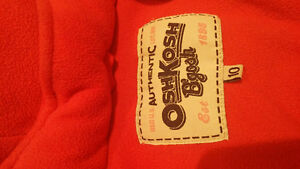 Pink OshKosh snowsuit for sale