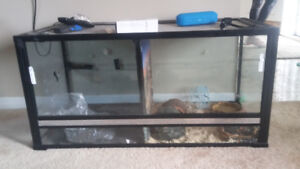 Reptile Tanks and stands