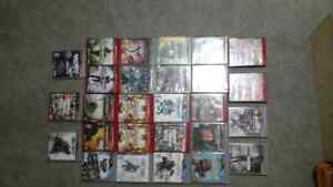 I have 26 ps3 games gta5/call of duty aw/call of duty gost