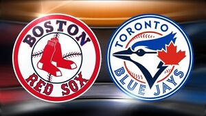 Red Sox vs. Blue Jays - 2 Tickets (June 30, 7:07pm)