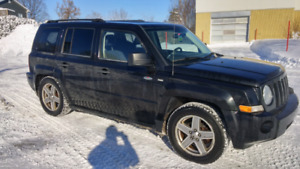 Jeep Patriot 2008 - 3950 $ taxes incluses