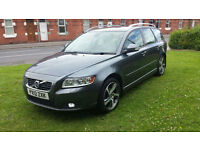Volvo V50 1.6D 2012 DRIVe SE Lux PX Swap Anything considered